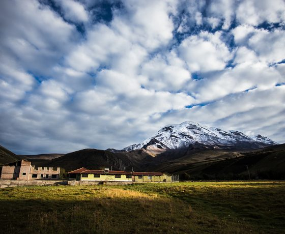 Chimborazo Escalade circuits Equateur