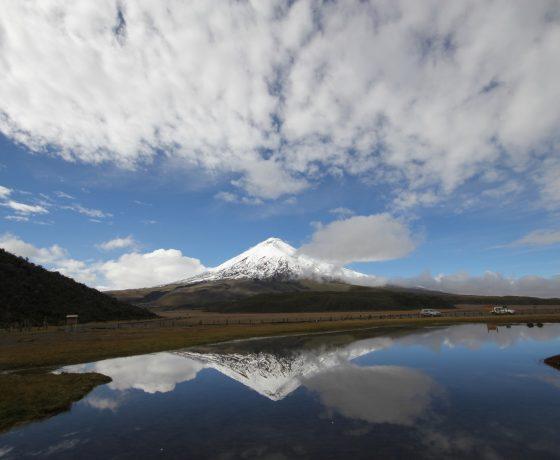 Cotopaxi escalade Ecuador