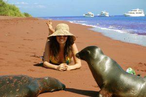 Galapagos,animaux